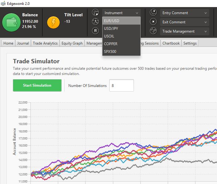 Edgewonk-trading-journal-filters