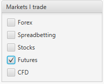 Futures-trading-journal
